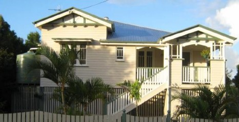 Eco Queenslander Holiday Home and BB - Accommodation Adelaide