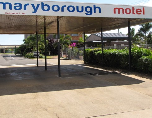 Maryborough Motel and Conference Centre - Accommodation Adelaide