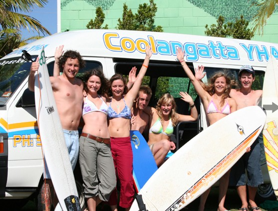 Coolangatta YHA Backpackers Hostel - Accommodation Adelaide