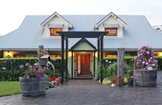 Allara Homestead Bed  Breakfast - Accommodation Adelaide
