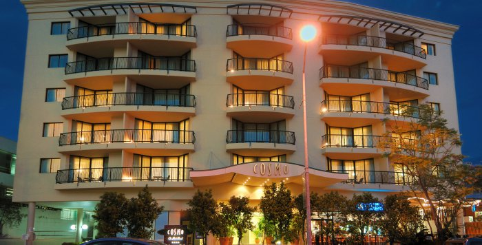Central Cosmo Apartments - Accommodation Adelaide