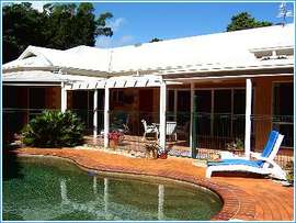 Tropical Escape Bed  Breakfast - Accommodation Adelaide