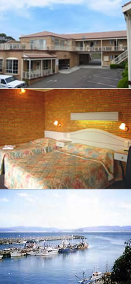 Twofold Bay Motor Inn - Accommodation Adelaide