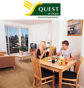 Quest On Chapel - Accommodation Adelaide