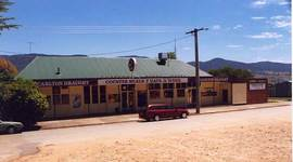 CORRYONG HOTEL/MOTEL - Accommodation Adelaide
