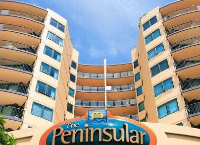 The Peninsular Beachfront Resort - Accommodation Adelaide