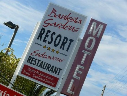 Banksia Gardens Resort Motel - Accommodation Adelaide