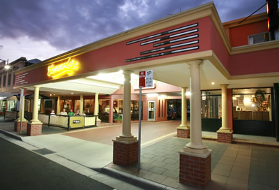 The Commodore Motor Inn - Accommodation Adelaide