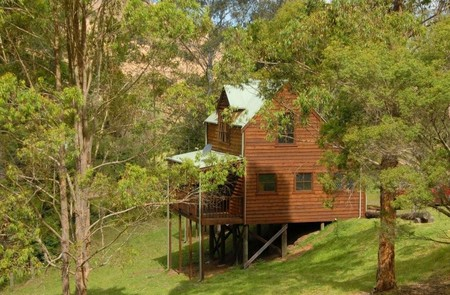 Hookes Creek Forest Retreat - Accommodation Adelaide