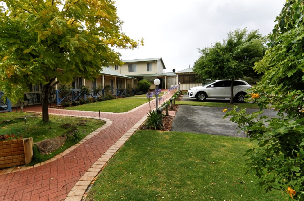Park Avenue Holiday Units - Accommodation Adelaide