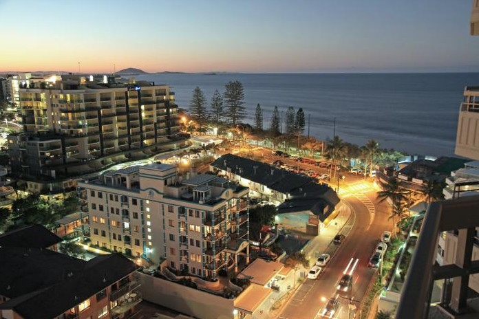 Aegean Apartments Mooloolaba - Accommodation Adelaide