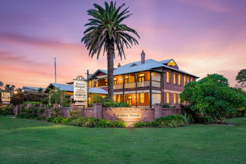 Ballina Manor Boutique Hotel  - Accommodation Adelaide