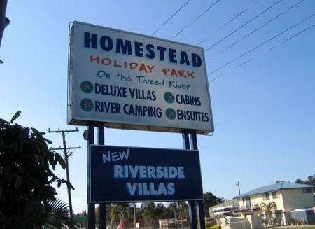 Homestead Holiday Park - Accommodation Adelaide