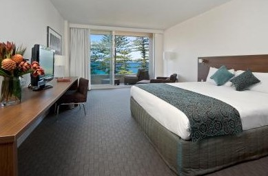 Manly Pacific Sydney Managed By Novotel - Accommodation Adelaide