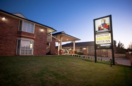 Bathurst Heritage Motor Inn - Accommodation Adelaide