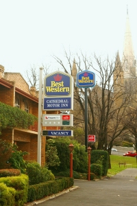 Best Western Cathedral Motor Inn - Accommodation Adelaide
