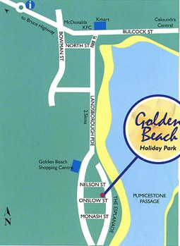 Golden Beach Holiday Park - Accommodation Adelaide