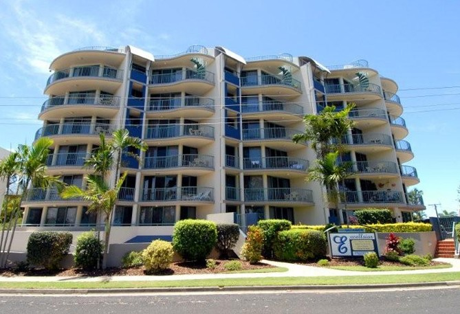 Excellsior Holiday Apartments - Accommodation Adelaide