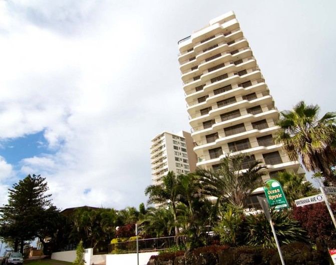 Ocean Royale Apartments - Accommodation Adelaide