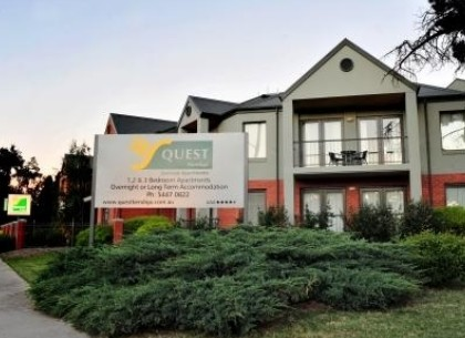 Quest Bendigo - Accommodation Adelaide