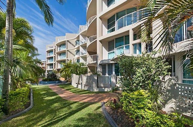 Sailport Mooloolaba Apartments - Accommodation Adelaide