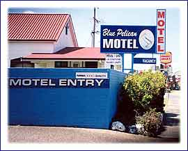 Blue Pelican Motor Inn - Accommodation Adelaide