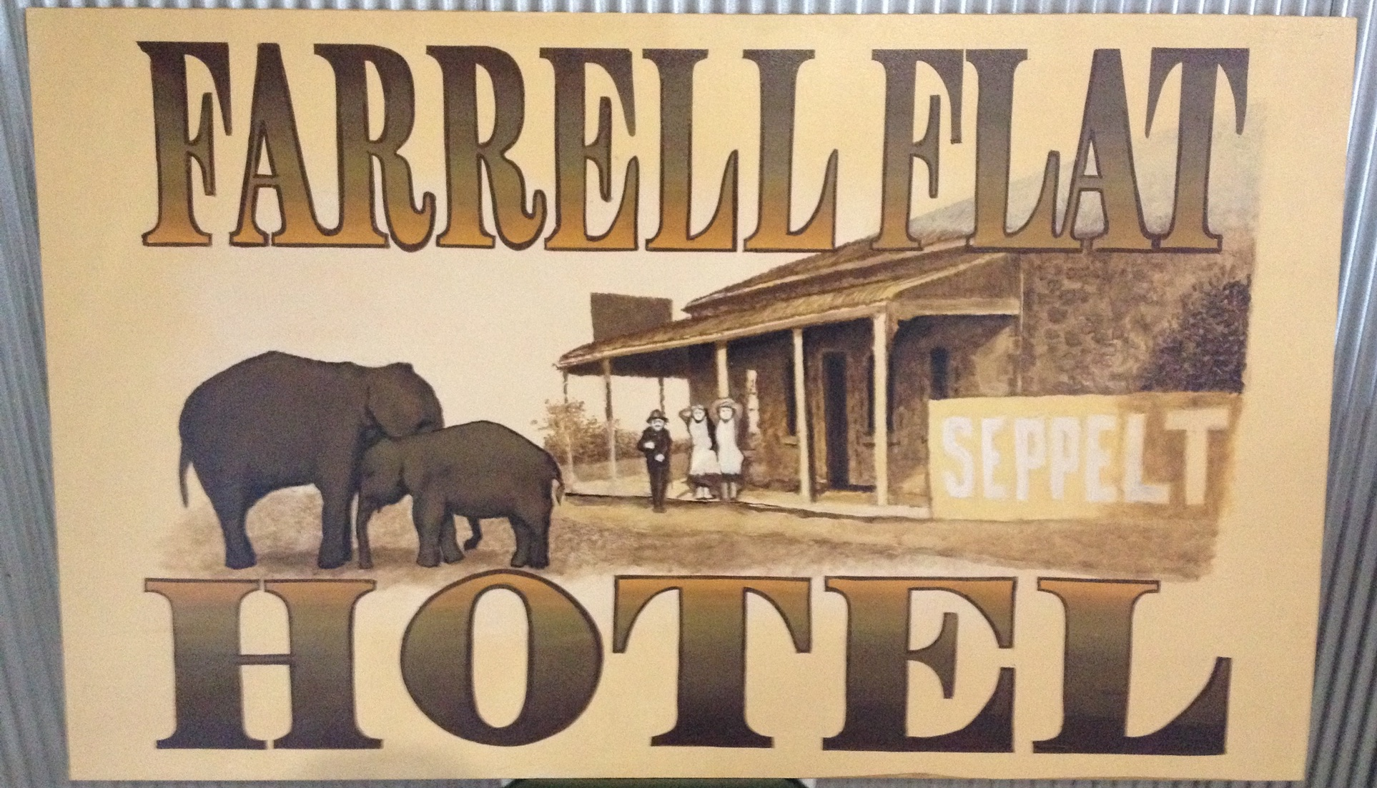Farrell Flat Hotel South Australia - Accommodation Adelaide
