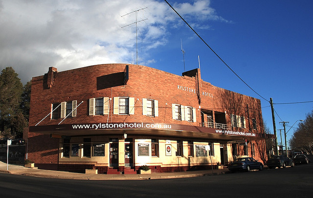 Rylstone Hotel - Accommodation Adelaide