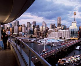 Grand Mercure Apartments Darling Harbour - Accommodation Adelaide