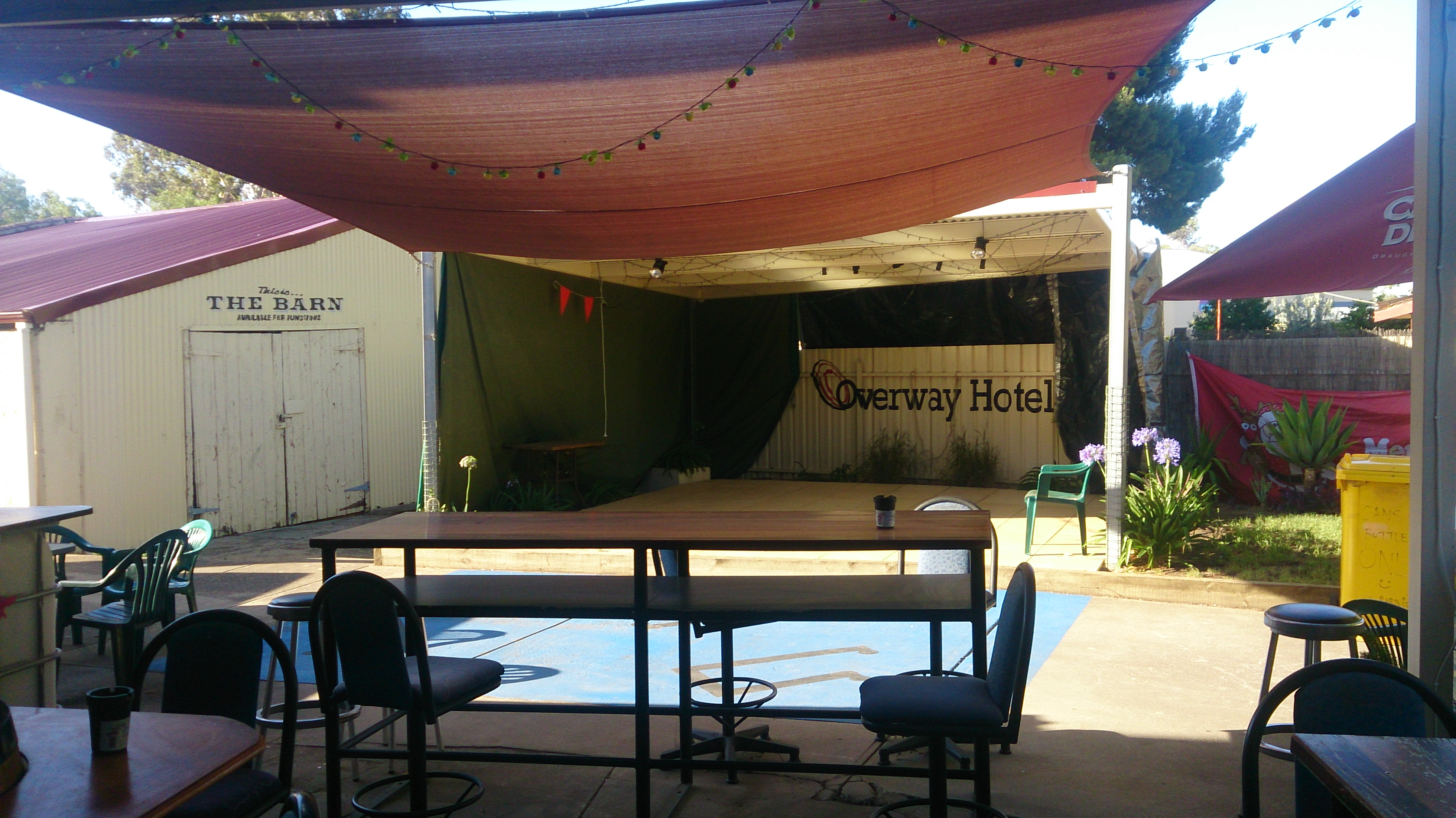 Overway Hotel - Accommodation Adelaide