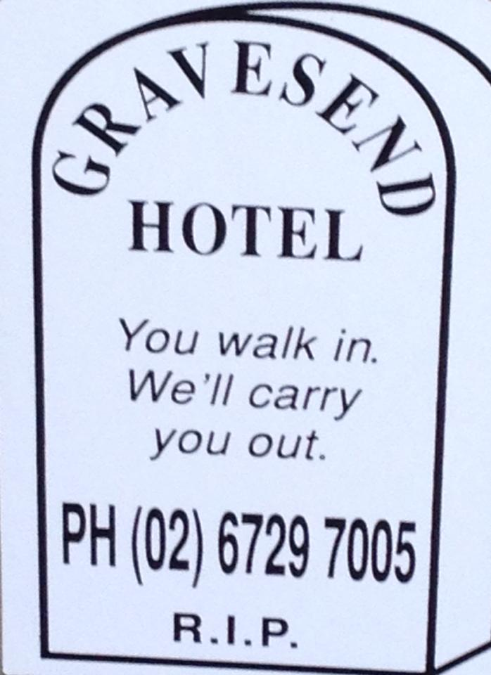 Gravesend Hotel - Accommodation Adelaide