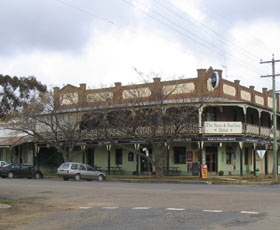 Ram And Stallion Hotel - Accommodation Adelaide