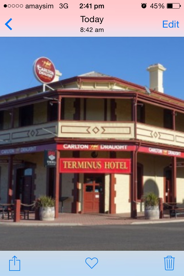 The Terminus Hotel Motel - Accommodation Adelaide