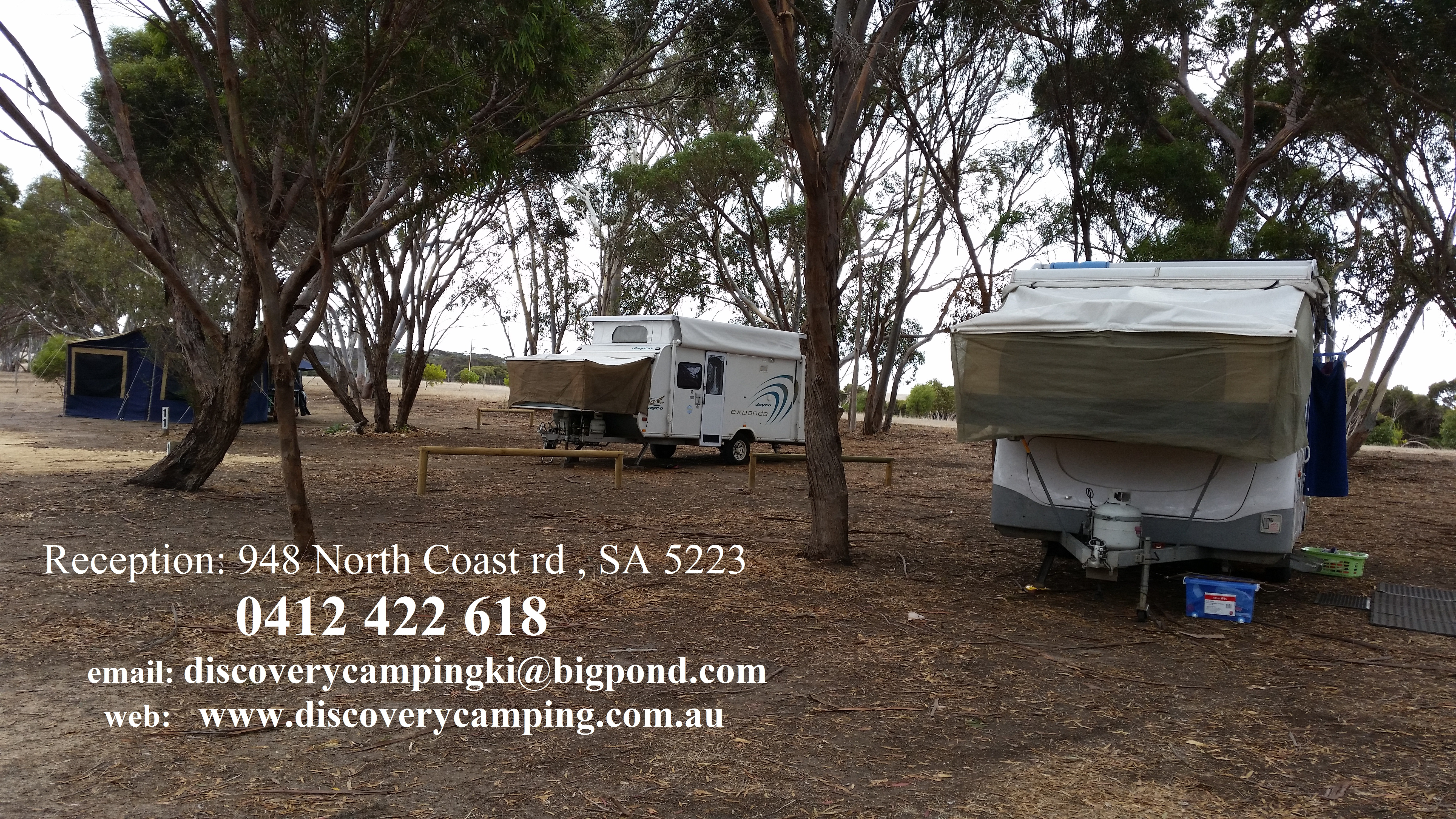 Discovery Lagoon  Caravan  Camping Grounds - Accommodation Adelaide