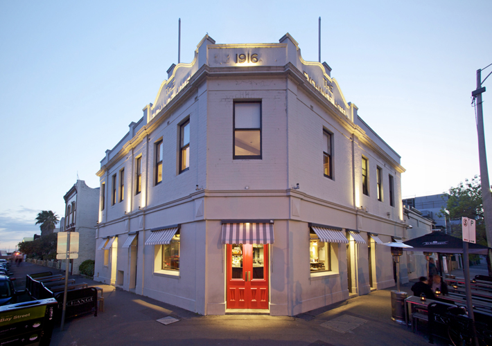The Exchange Hotel - Accommodation Adelaide