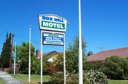 Box Hill Motel