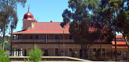 Peterborough Railway Hotel - Accommodation Adelaide