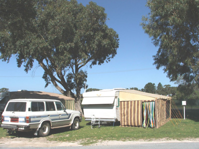 Waterloo Bay Tourist Park - Accommodation Adelaide