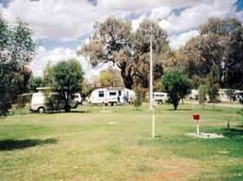Morgan Riverside Caravan Park - Accommodation Adelaide
