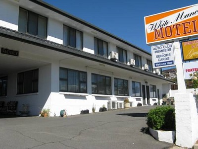 White Manor Motel - Accommodation Adelaide