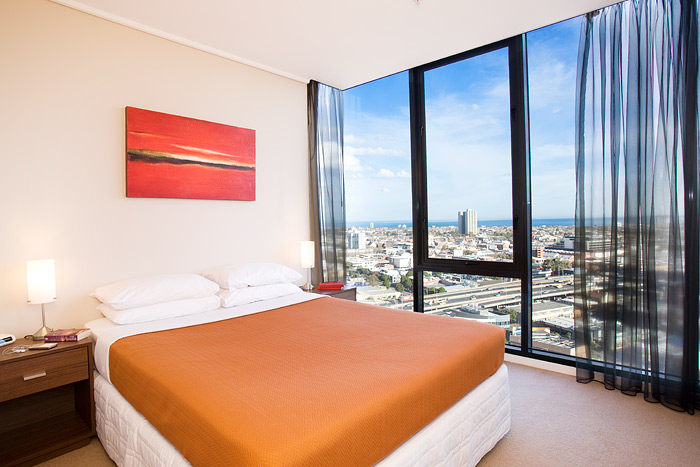 Melbourne Short Stay Apartments - Accommodation Adelaide