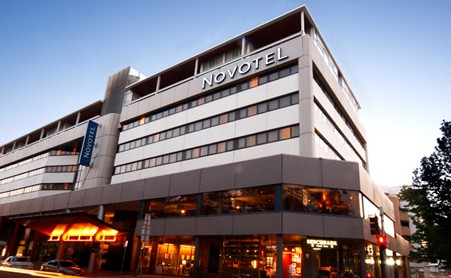Novotel Canberra - Accommodation Adelaide