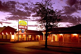 Dalby Mid Town Motor Inn - Accommodation Adelaide