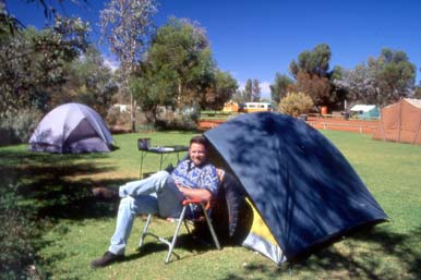 Voyages Ayers Rock Camp Ground - Accommodation Adelaide