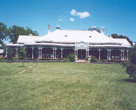 Coombing Park Homestead - Accommodation Adelaide
