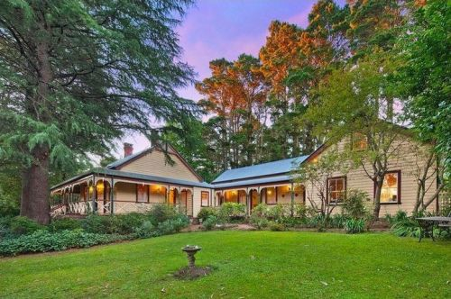 Glen Isla Historic Blue Mountains Accommodation - Accommodation Adelaide