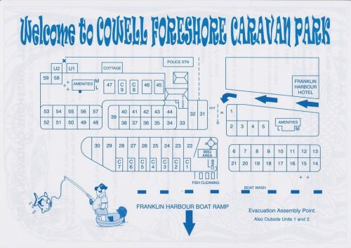 Cowell Foreshore Caravan Park amp Holiday Units - Accommodation Adelaide