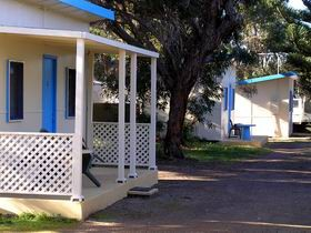 Kingscote Nepean Bay Tourist Park And Parade Units - Accommodation Adelaide