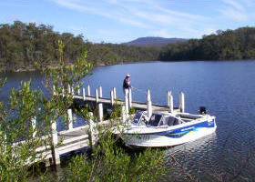 Blue Waters Holiday Cottages - Accommodation Adelaide