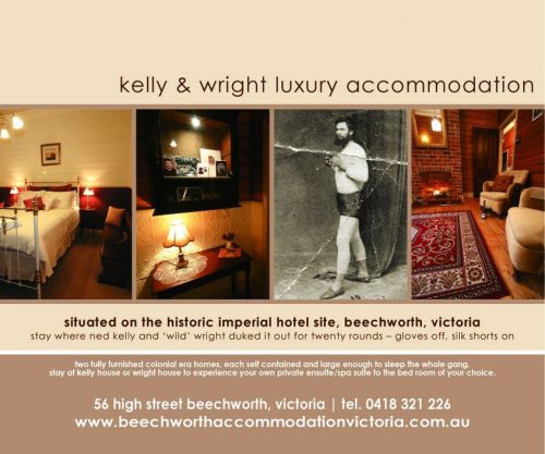 Beechworth Accommodation Victoria - Accommodation Adelaide